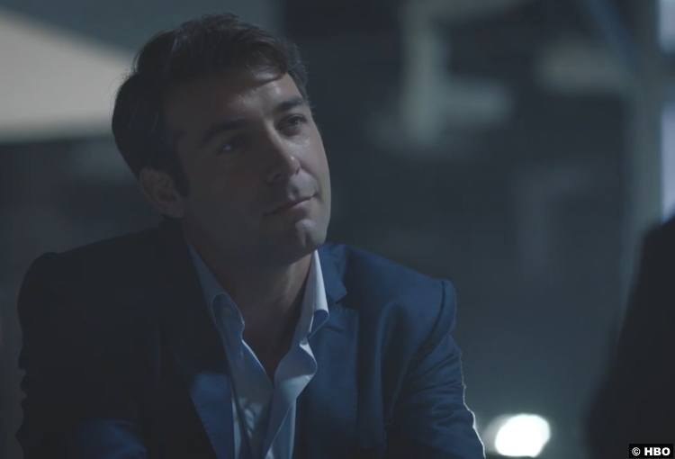 Watchmen S01e07 James Wolk Senator Joe Keane