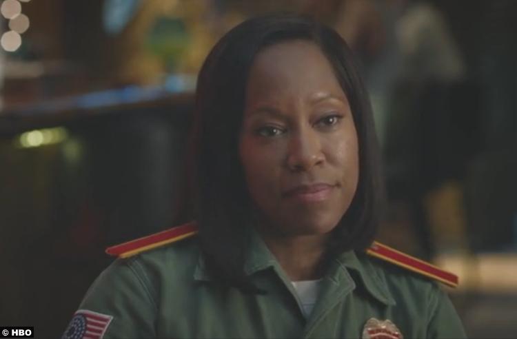Watchmen S01e08 Regina King Angela Abar 2