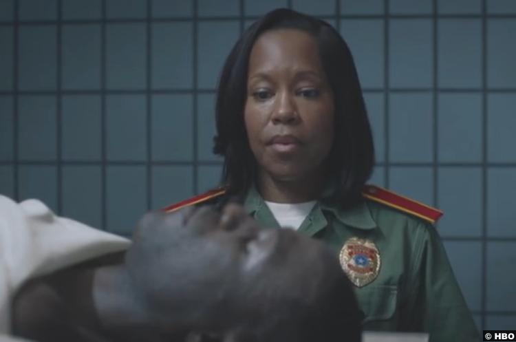 Watchmen S01e08 Regina King Angela Abar 3