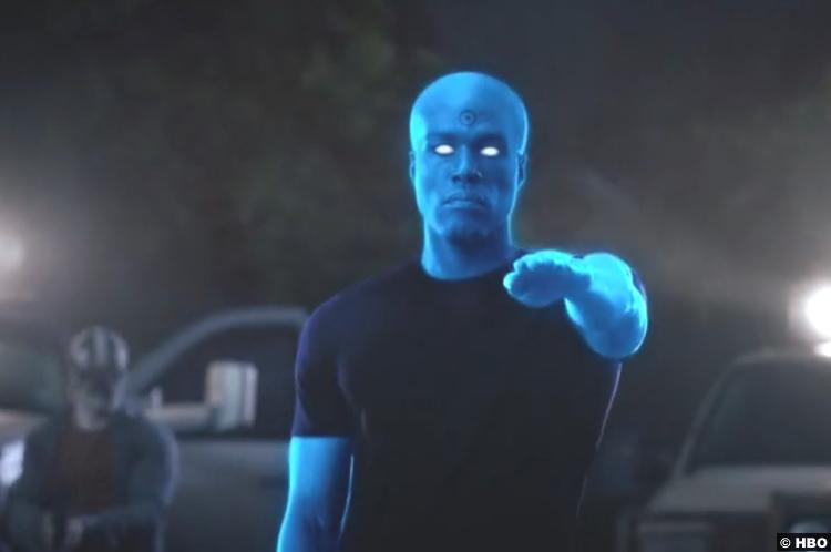 Watchmen S01e08 Yahya Abdul Mateen Cal Abar Doctor Manhattan 3