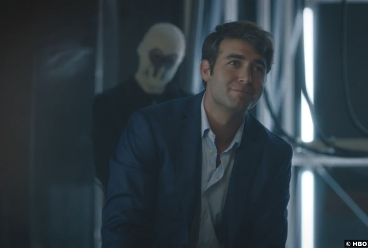 Watchmen S01e09 James Wolk Senator Joe Keane