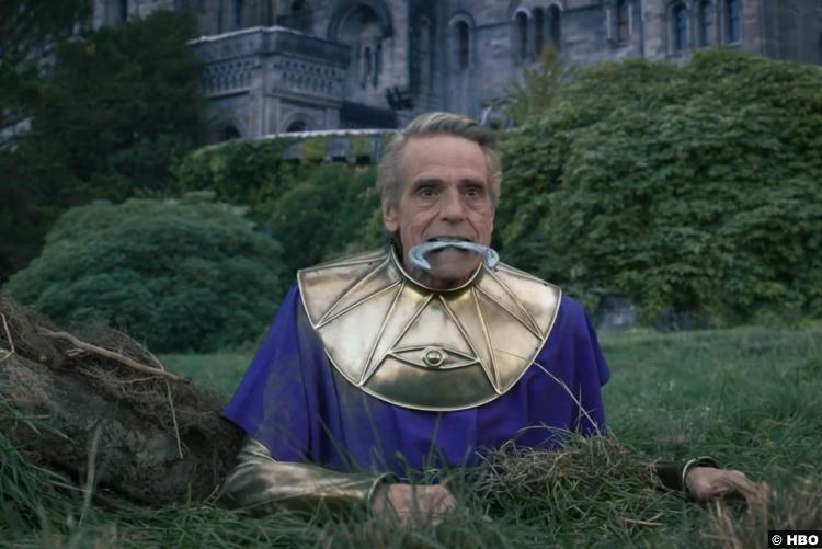 Watchmen S01e09 Jeremy Irons Adrian Veidt Ozymandias 2