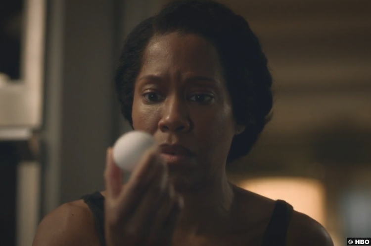 Watchmen S01e09 Regina King Angela Abar 2