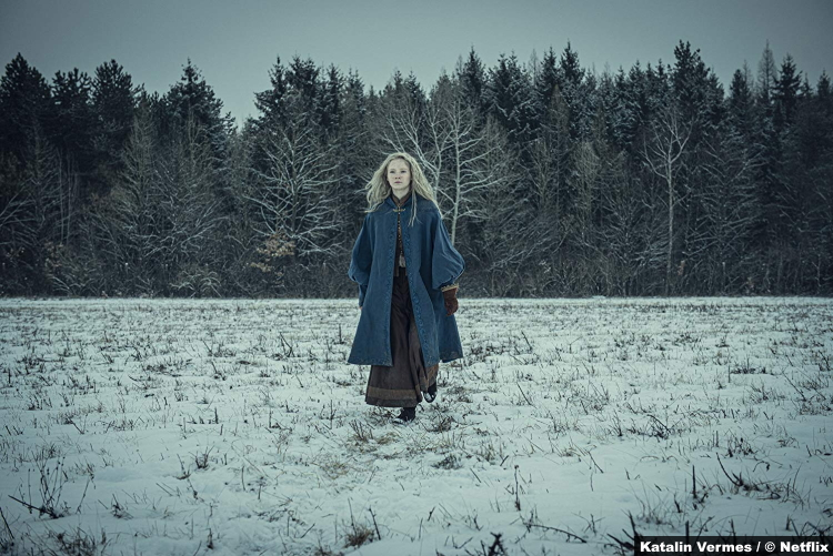 Witcher S01 Freya Allan Ciri