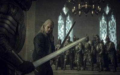 Witcher S01 Henry Cavill Geraltof Rivia 2