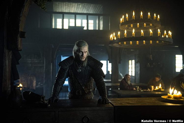 Witcher S01 Henry Cavill Geraltof Rivia