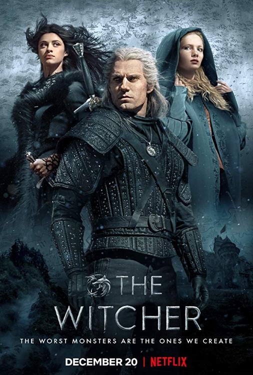 Witcher S01 Poster
