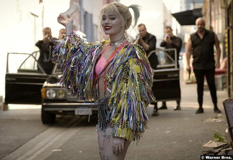 Birds Prey Margot Robbie Harley Quinn 3