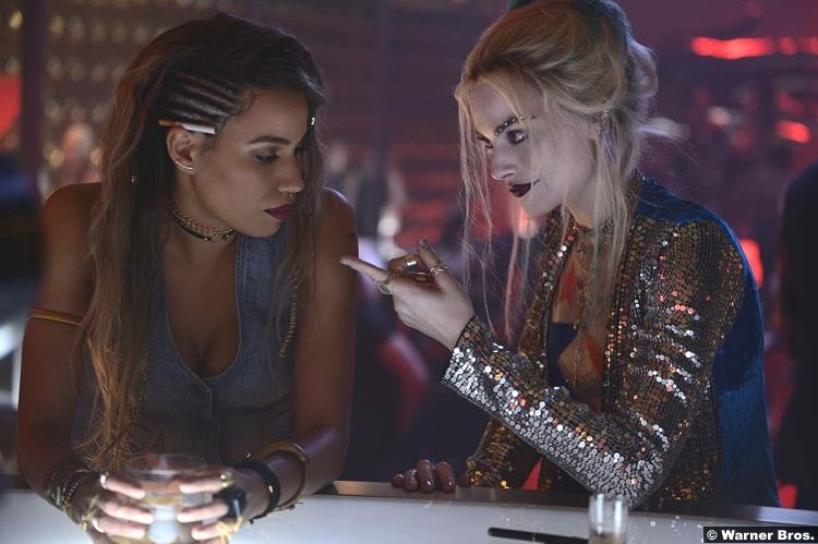 Birds Prey Margot Robbie Harley Quinn Jurnee Smollett Bell Dinah Lance Black Canary