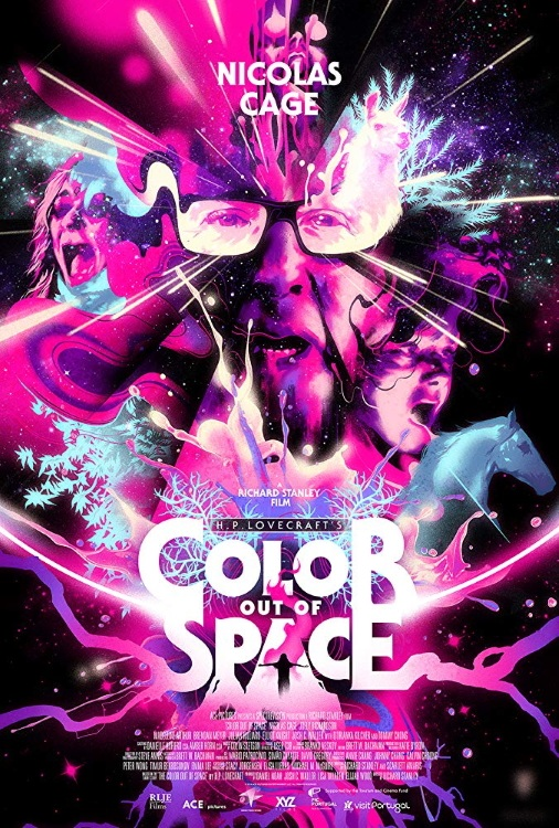 Colour Out Space Poster