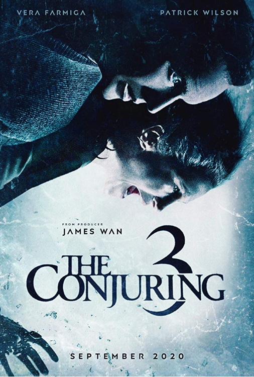Conjuring 3 Devil Made Me Do It Poster