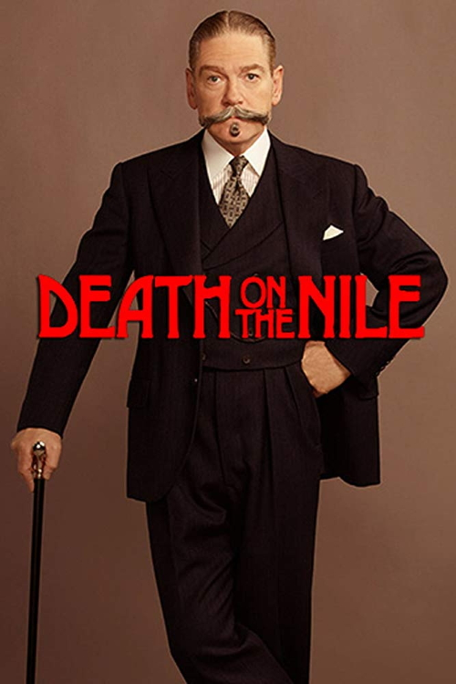 Death Nile Poster