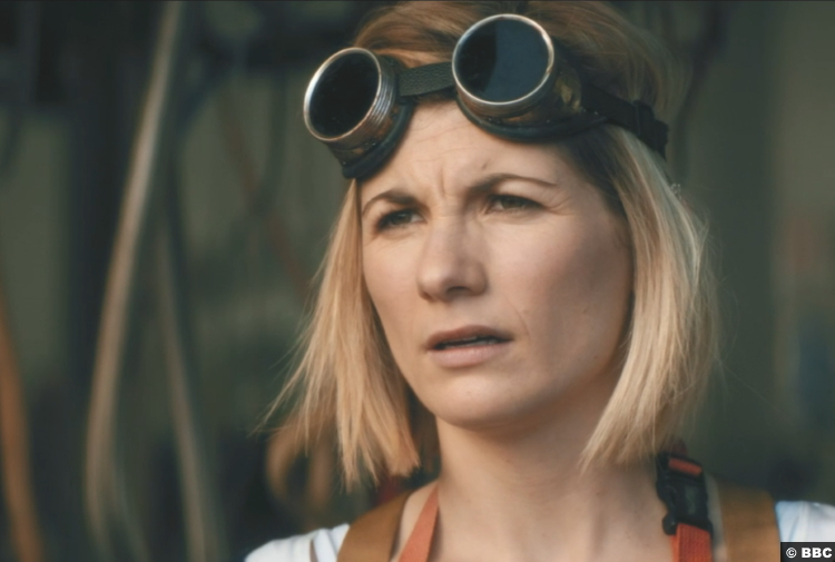 Doctor Who S12e01 Jodie Whittaker