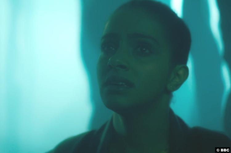 Doctor Who S12e01 Yasmin Mandip Gill