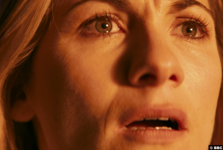 Doctor Who S12e02 Jodie Whittaker