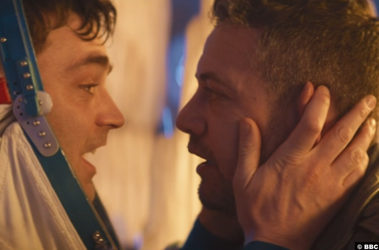 Doctor Who S12e06 Matthew Mcnulty Adam Lang Warren Bown Jake Willis