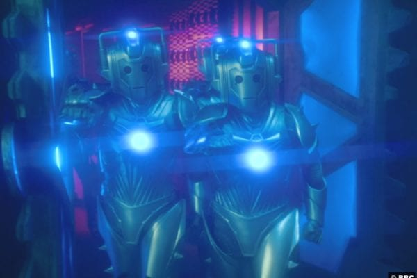 Doctor Who S12e09 Cybermen 2