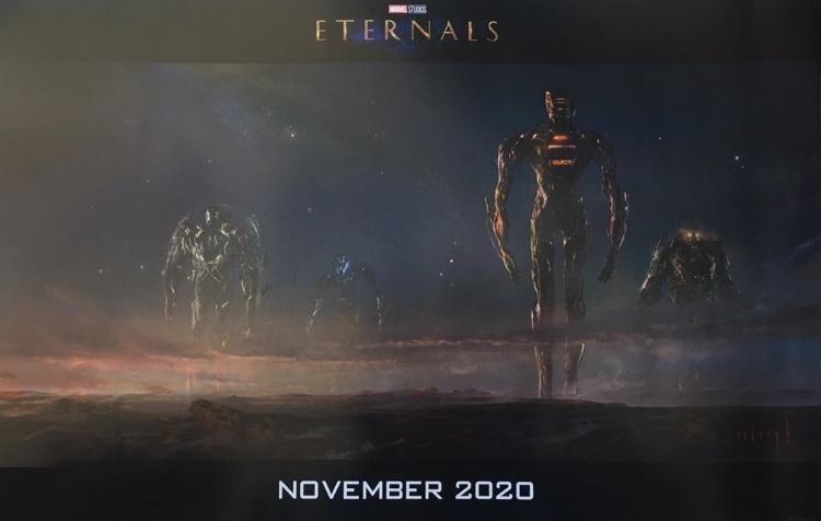 Eternals Poster 2