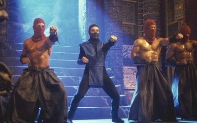 Mortal Kombat 1995 Christopher Lambert Francois Petit