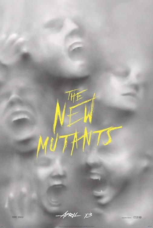 New Mutants Poster 2