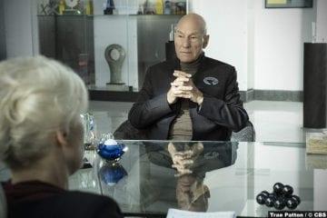 Picard S01 Patrick Stewart Jean Luc