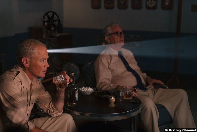 Project Blue Book S02e02 Neal Mcdonough General James Harding 2