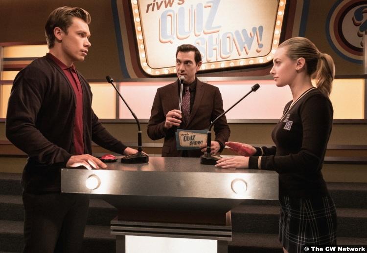 Riverdale S04e11 Sean Depner Bret Weston Wallis Lili Reinhart Betty Cooper