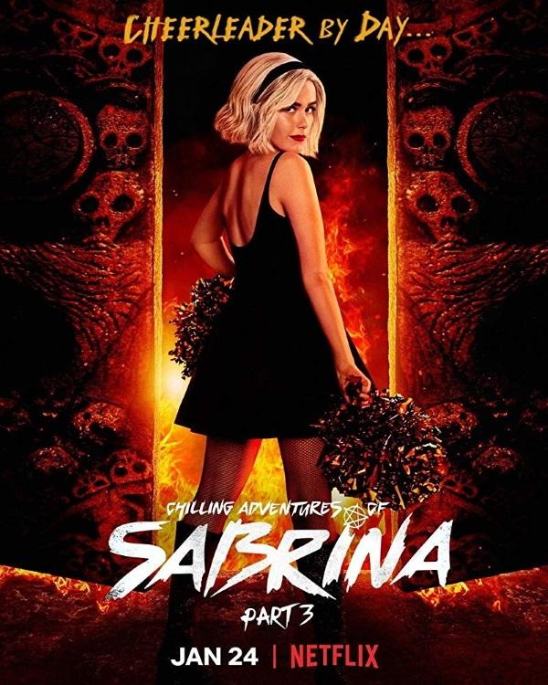 Sabrina S3 Poster
