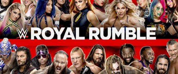 Wwe Royal Rumble 2020 Poster