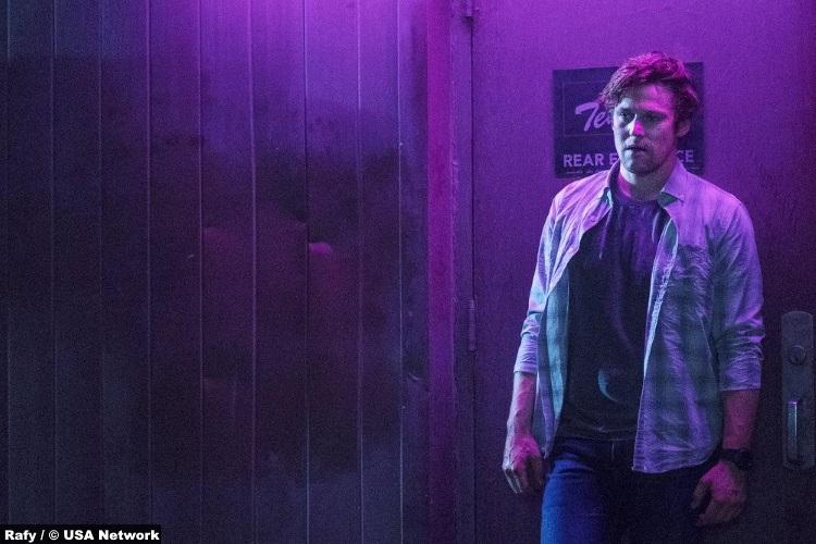 Dare Me S01e06 Zach Roerig Sgt Will Mosley