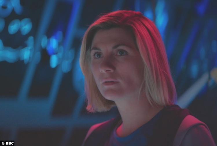 Doctor Who S12e07 Jodie Whittaker 2