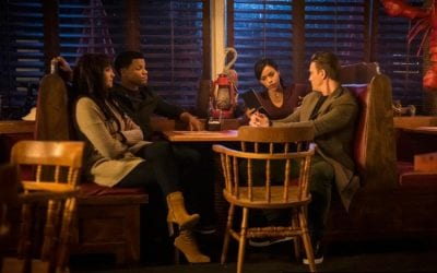Nancy Drew S01e14 Stevie Lynn Jones Laura Tandy Tunji Kasim Nick Alvina August Karen Riley Smith Ryan