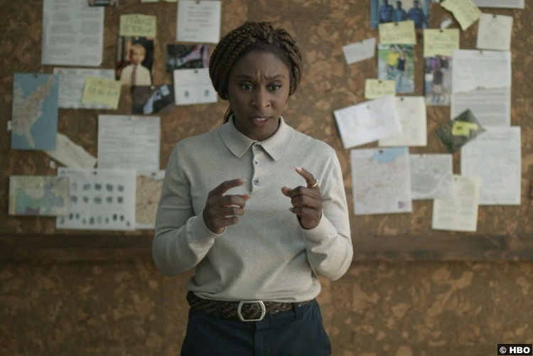 Outsider S01 Cynthia Erivo Holly Gibney 4
