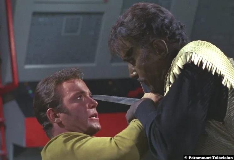 Star Trek S03e07 William Shatner Captain Kirk 2