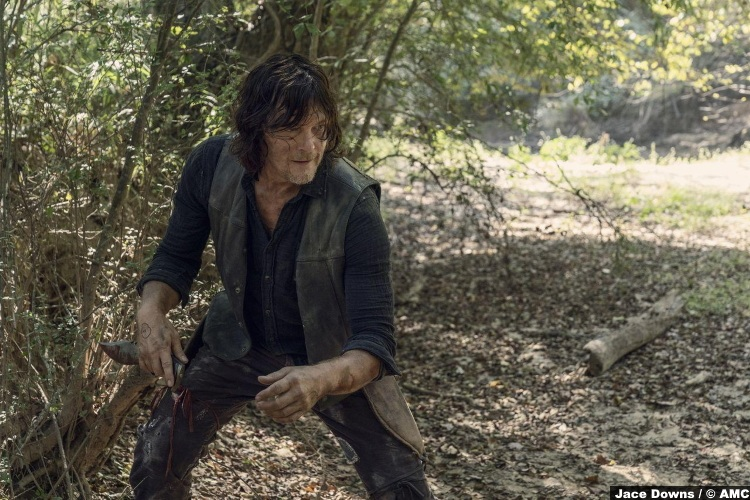 Walking Dead S10e10 Daryl Norman Reedus 2