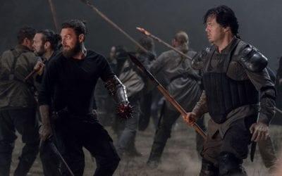 Walking Dead S10e11 Ross Marquand Aaron Eugene Josh Mcdermitt