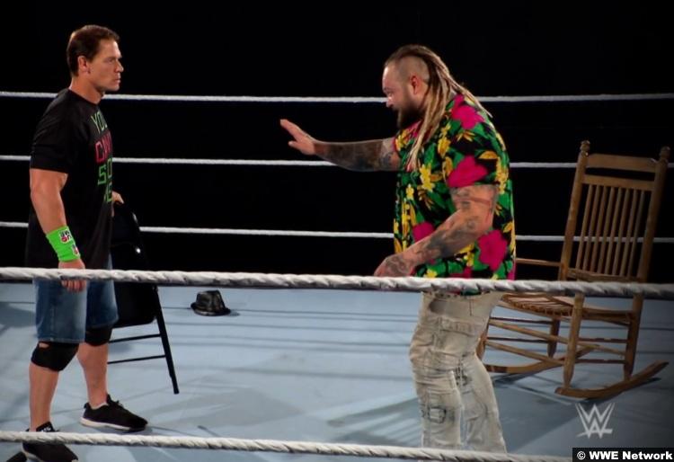 Bray Wyatt Wrestlemania 36 3