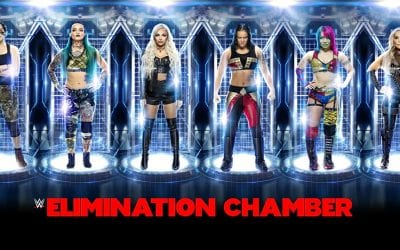 Elimination Chamber 2020 Poster 2