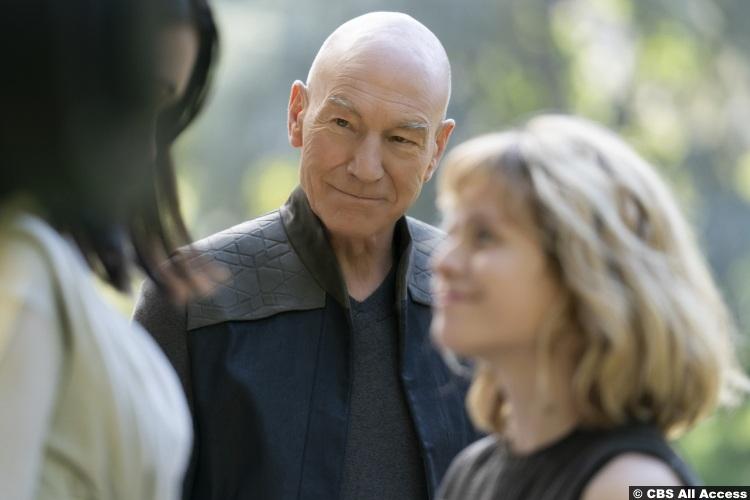 Picard S01e07 Patrick Stewart Jean Luc