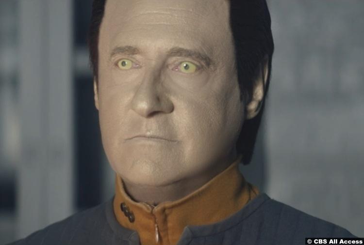 Picard S01e10 Brent Spiner Data 2