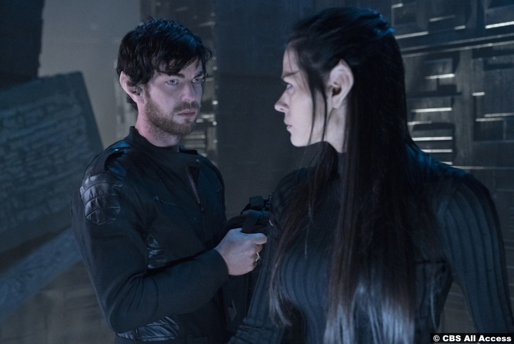 Picard S01e10 Harry Treadaway Narek Peyton List Lieutenant Narissa Rizzo