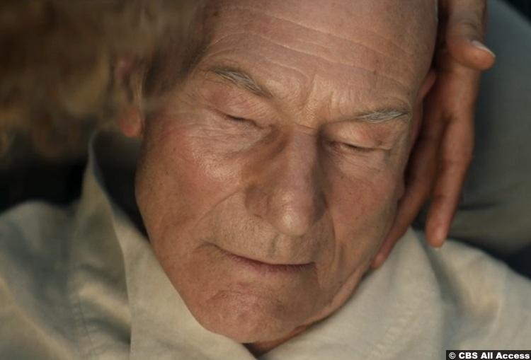 Picard S01e10 Patrick Stewart Jean Luc 3