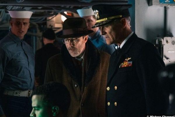 Project Blue Book S02e10 Aiden Gillen Dr Allen Hynek Colm Feore Admiral