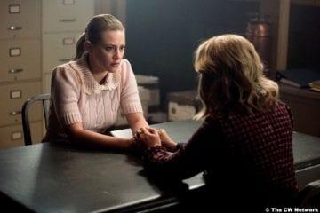 Riverdale S04e15 Lili Reinhart Betty Cooper