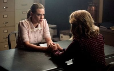 Riverdale S04e15 Lili Reinhart Betty Cooper