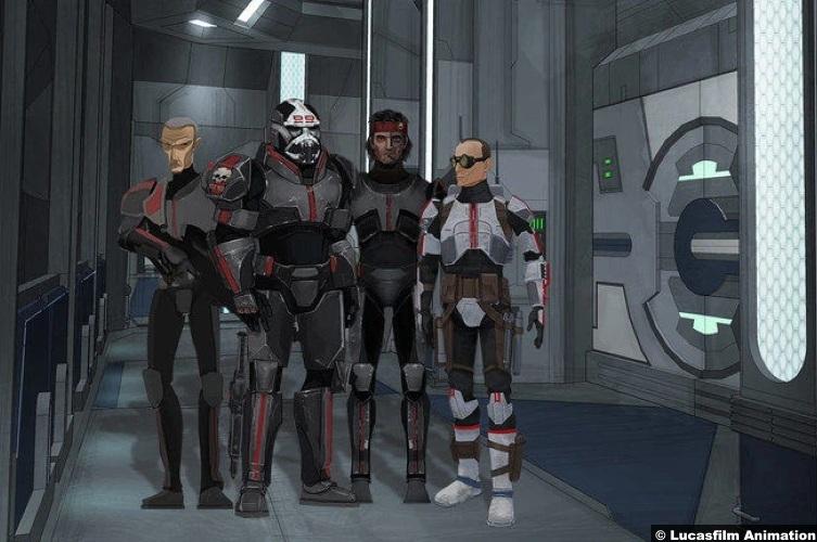 Star Wars Clone Wars 2008 1