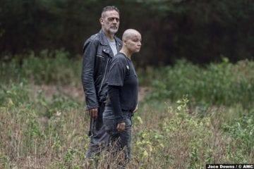 Walking Dead S10e12 Samantha Morton Alpha Jeffrey Dean Morgan Negan 2