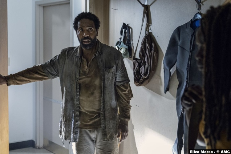 Walking Dead S10e13 Kevin Carroll Virgil