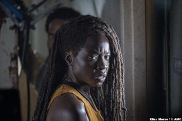 Walking Dead S10e13 Michonne Danai Gurira 5