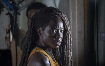 Walking Dead S10e13 Michonne Danai Gurira 5